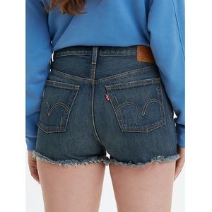 Levi's 501 High-waisted Denim Short- Silverlake